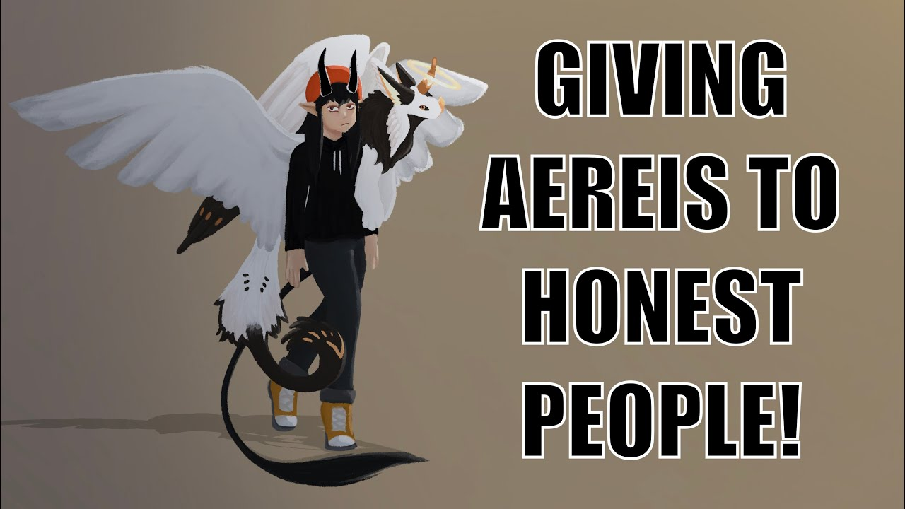 Download Giving 5 Aereis to Honest People! Roblox Creatures of Sonaria