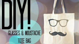 DIY| How To Personalise A Bag| Beach bag| Tote