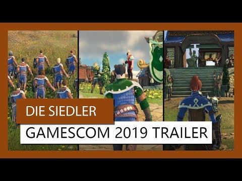 DIE SIEDLER - GAMESCOM-TRAILER 2019   Ubisoft [DE]