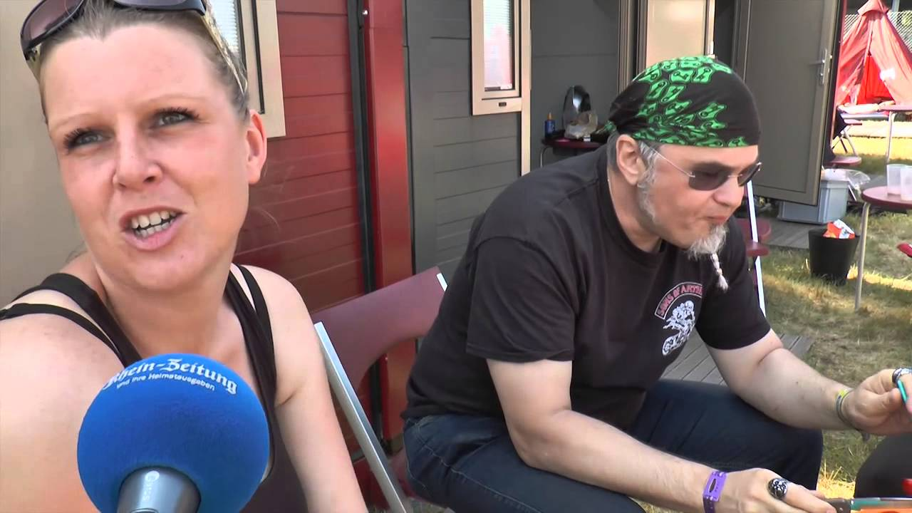 Rock Am Ring 2015 Luxuriös Das Experience Camping Youtube