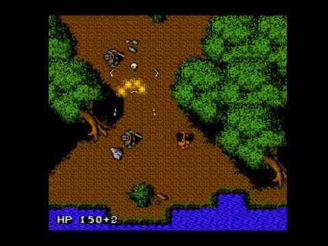 Robin Hood: Prince of Thieves (NES) playthrough