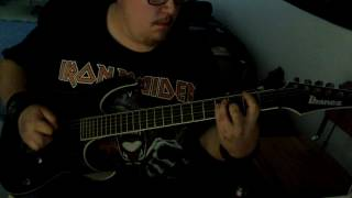 Metallica - Enter Sandman (Cover - Rhythm)