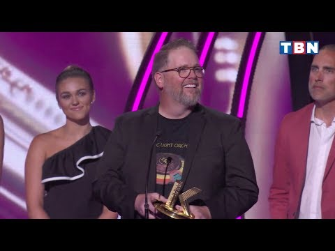 Bart from MercyMes Emotional Acceptance Speech  2018 Song of the Year