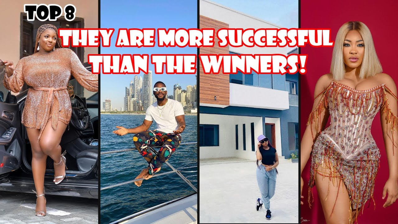 Download TOP 8: Most Successful BBNAIJA HOUSEMATES of all Time 2021|Achievements | Net worth |