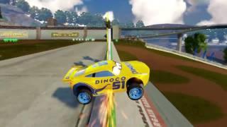 Cars 3: Driven to Win — первый трейлер