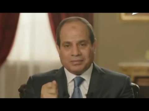 President Al Sisi talking about Hepatitis C in Egypt