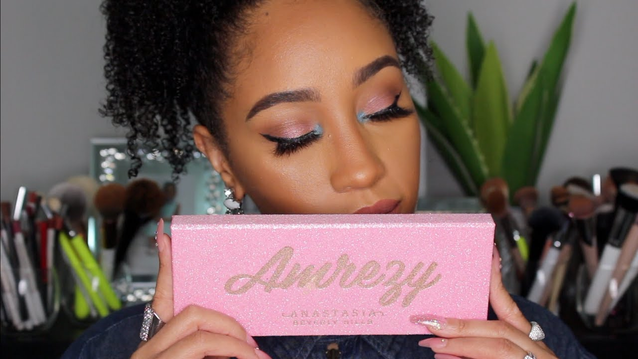 Amrezy ABH Palette Review - First Video! - YouTube