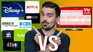 Are Streaming Services Costing More Than Cable TV?