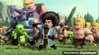 Video irado de clash of clans !