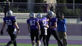 Tommies' Tom Loeffler's leap: Full version