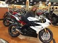 Shopping For My First Motorcycle
