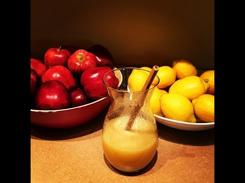 Master Cleanse? Why my version works better for me !