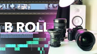 How To Shoot & Edit B Roll  - LIVE