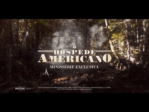 O Hóspede Americano | Trailer Oficial | HBO Max
