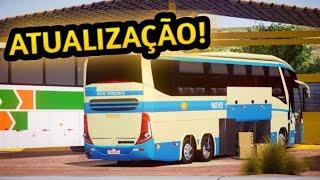 SAIU! Atualização do World Bus Driving Simulator - Novos Ônibus e Suspensão a Ar