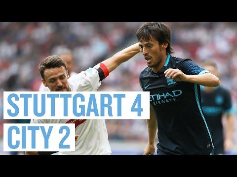 LIVE! VfB Stuttgart V Manchester City FC Supported By Visitabudhabi.ae