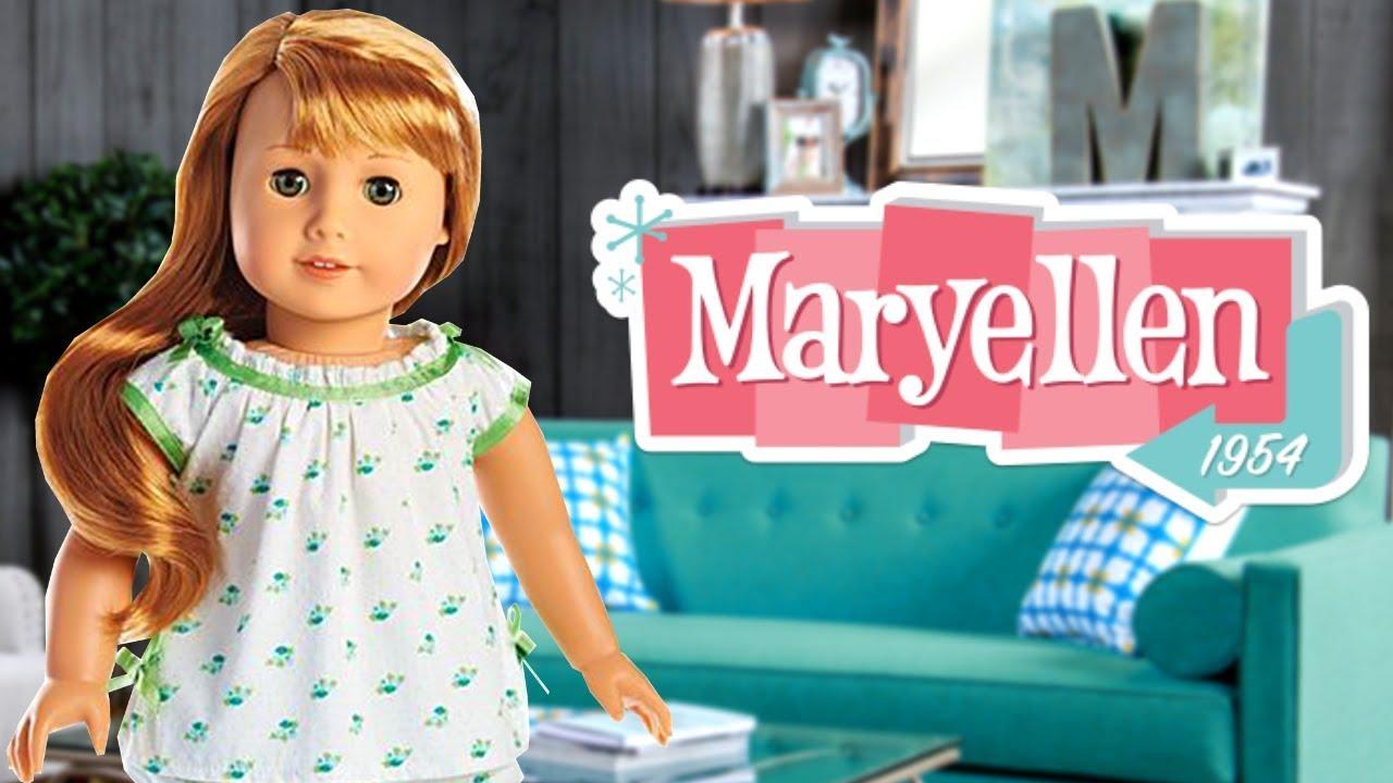 American girl doll maryellen larkins living room set sofa bed set review