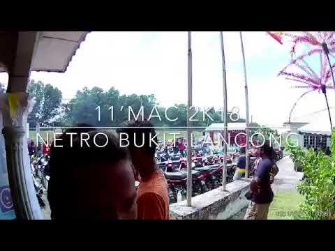 Geng koroi klang road to bukit lancong 1st gathering yamaha,sport/110/sstow