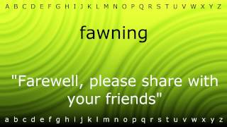 How to pronounce 'fawning' with Zira.mp4