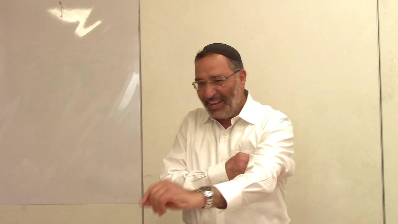 איסורי הרחקה מעריות - צורבא מרבנן - הרב בן ציון אלגאזי