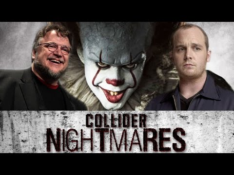 IT  , Guillermo del Toro & Ethan Embry InStudio s  Collider Nightmares