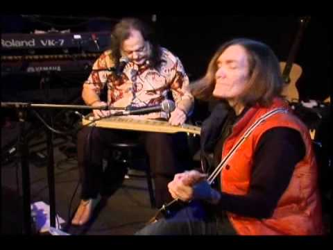 GE Smith & David Lindley live play it all night long