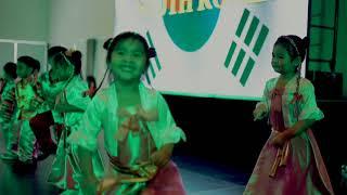 Summer Boom Boom Dance on her UN Concert at Monochrome Nuvali