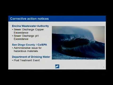 Poseidon Desalination Failure, California Coastal Commission, Oct 2018