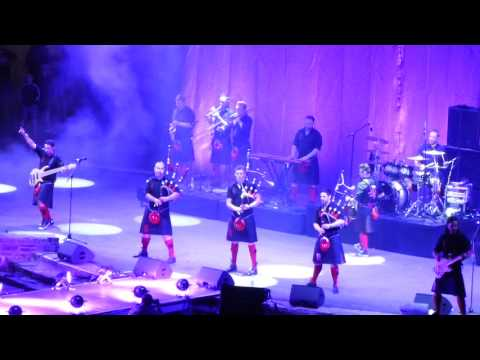 Red Hot Chilli Pipers @ Celtic Night 2017 Loreley
