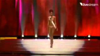 Miss Universe 2011 Winner - Leila Lopes (Miss Angola)