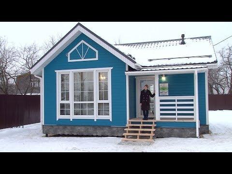 Частный дом НЕДОРОГО! По финской технологии от компании «Загород»