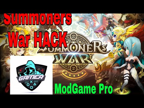 Summoners War Mod H.A.C.K New Version 5.2.5