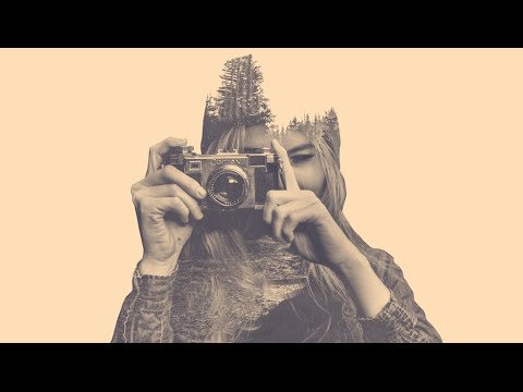 Double Exposure Effect: Photoshop Tutorial - YouTube