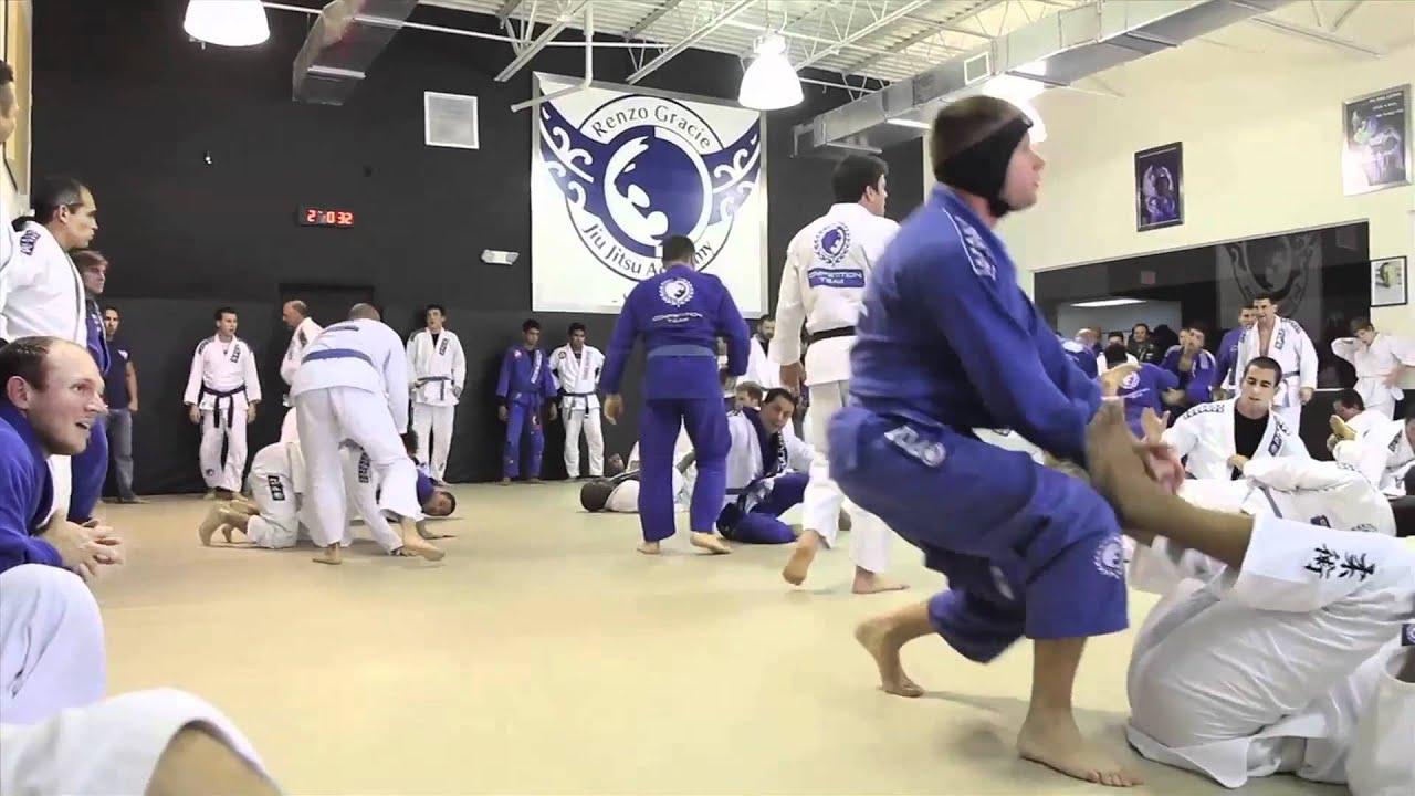 Renzo Gracie Jiu Jitsu Academy