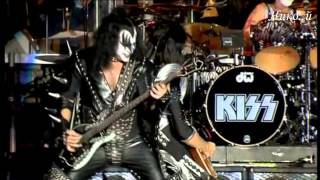 Kiss - I Was Made For Loving You (Превод)