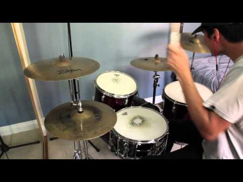 Hillsong - God Is Able **Drum Cover**