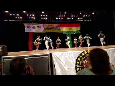 Salay Pasion Bolivia USA - Concurso Internacional de Salay 2017