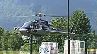 atterissage d'helicoptere