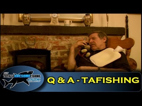 Graeme Pullen Fishing Q&A (Part 1) - Totally Awesome Fishing Show