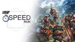 SPEEDRUN: Resumen del 10.° aniversario de League of Legends