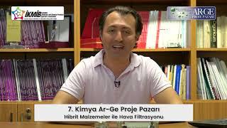 Hibrit Malzemeler ile Hava Filtrasyonu (Özet)