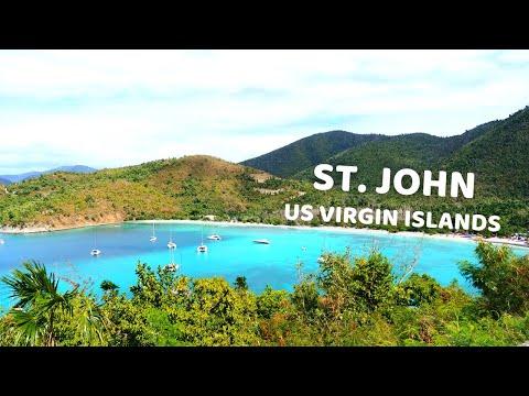 St. John USVI: Things To Do: US Virgin Islands Travel Vlog (post Hurricane) - Episode 2