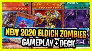 New Eldlich Zombies Deck 2020 Gameplay + Zombie Deck Profile 2020 Eldlich Zombies Golden Land