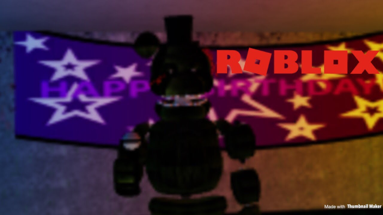 Finding The Phantom Freddy Badge In Roblox FNAF RP: Freddy