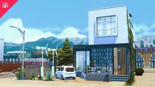 Conifer Corner | The Sims 4: Eco Lifestyle