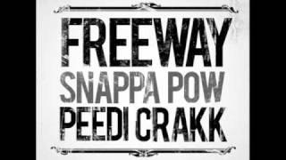 Freeway - Snappa Pow (Feat. Peedi Crakk) (Prod. Jake One)