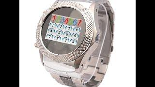 Часы телефон W960.(Ссылка - http://goo.gl/TU3gl5 Поддержка карт памяти microSD до 4 Гб. 64-голосная полифония, поддержка формата MP3. Камера:..., 2014-02-09T13:55:53.000Z)
