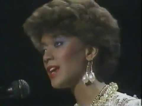 Miss Black America pageant 1985