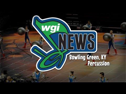 WGI News Crew- Bowling Green Perc