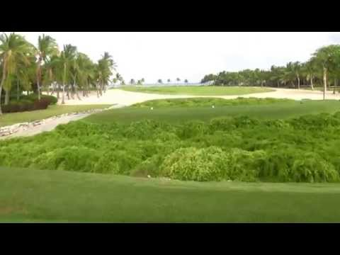 La Cana Oceanside Golf Course in Punta Cana